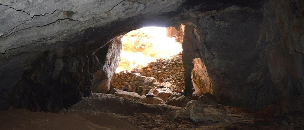 Θησαυρός σε σπήλαιο της Αστυπάλαιας! (ΦΩΤΟ)