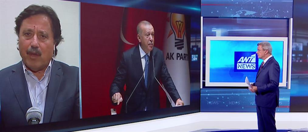 """Καλεντερίδης στον ΑΝΤ1: """"πισώπλατη μαχαιριά"""" των ΗΠΑ στους Κούρδους (βίντεο)"""