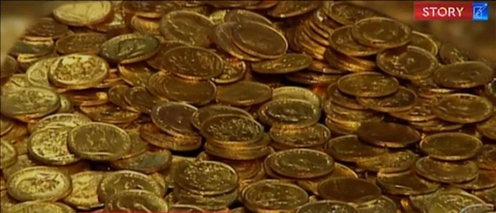 """Έρευνα ΑΝΤ1: Σύγχρονοι χρυσοθήρες """"οργώνουν"""" την Ελλάδα (βίντεο)"""