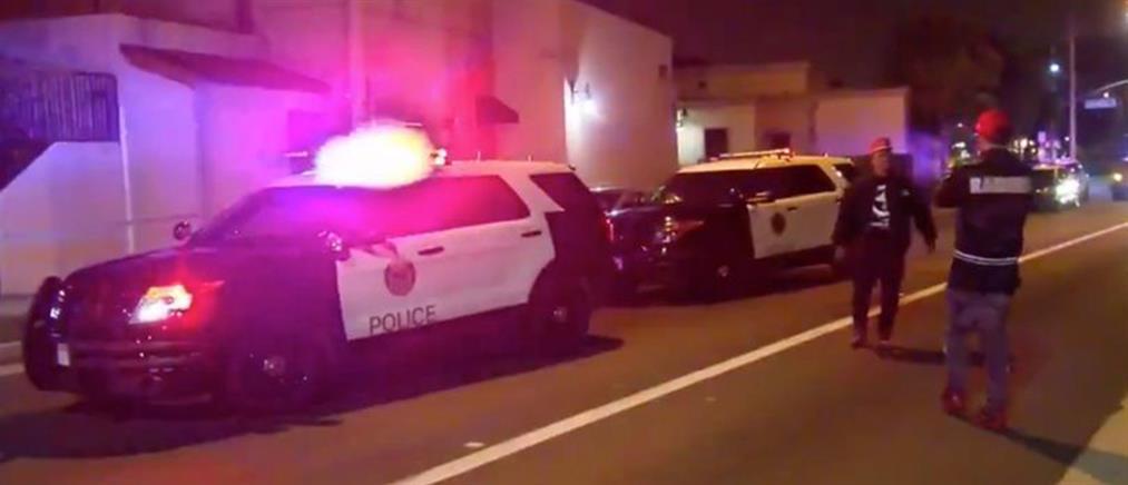 Πανικός και θύματα από πυροβολισμούς σε κλαμπ του Λος Άντζελες