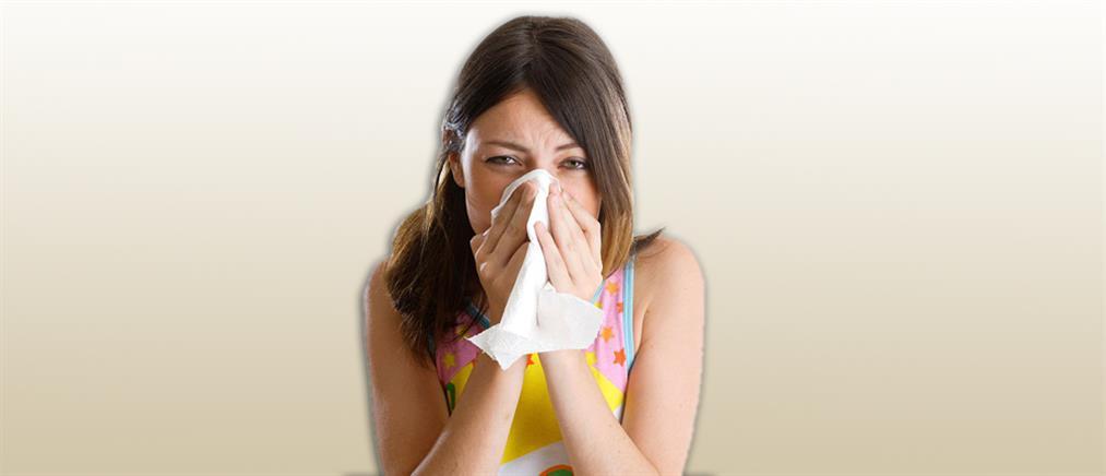 Σε έξαρση οι εποχικές αλλεργίες – Όλα όσα πρέπει να ξέρετε