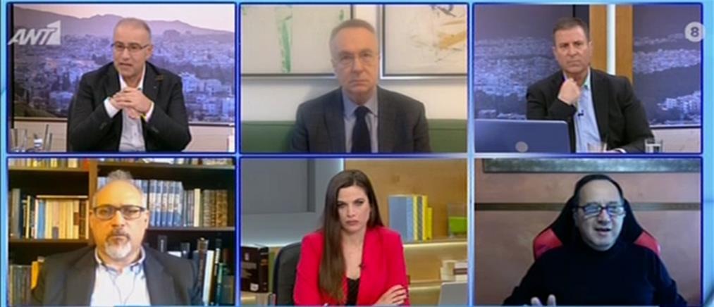 Κορονοϊός: αγωνία για βρέφος λίγων ημερών που νοσηλεύεται (βίντεο)