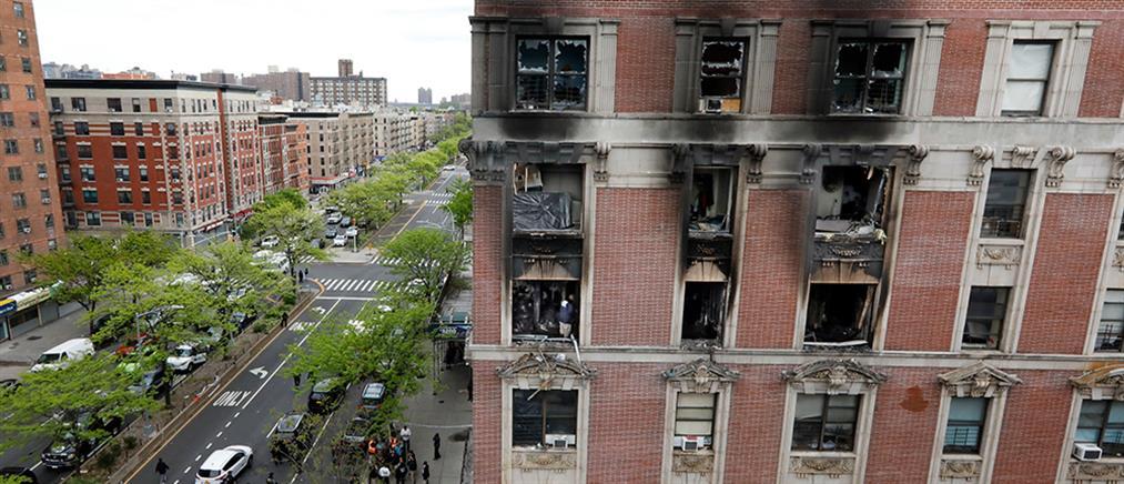 Τραγωδία: Παιδιά και ενήλικες κάηκαν ζωντανοί μέσα στο σπίτι τους (βίντεο)