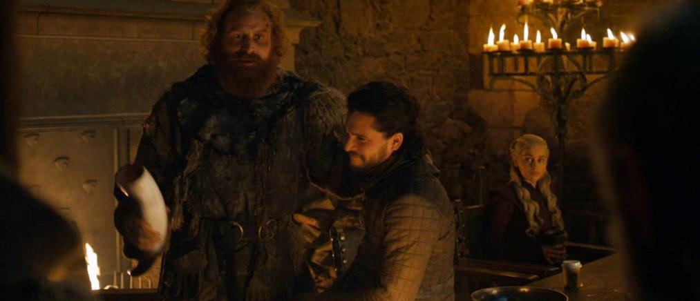 Η γκάφα με το ξεχασμένο καφεδάκι στο Game of Thrones (εικόνες)