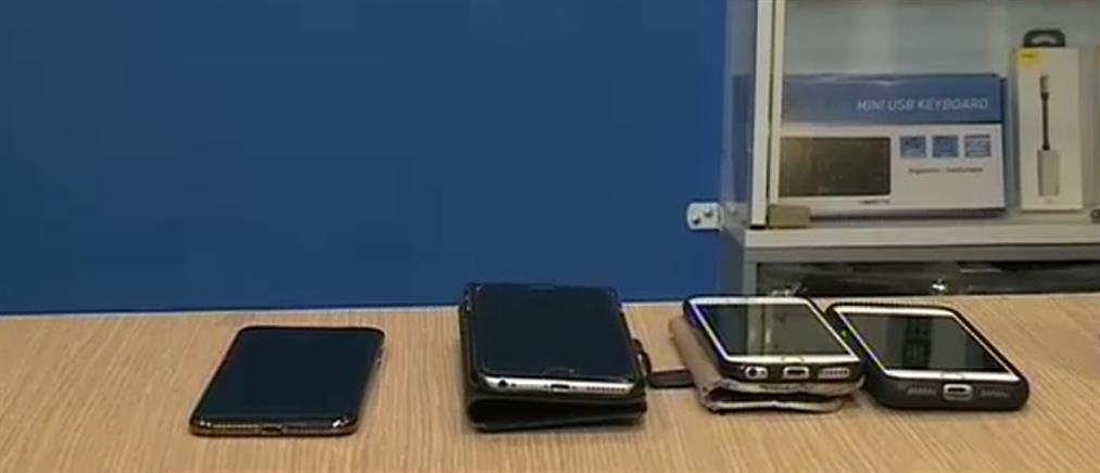 """Έρευνα ΑΝΤ1 για τα """"μαϊμού"""" τηλέφωνα που πωλούνται στο διαδίκτυο (βίντεο)"""