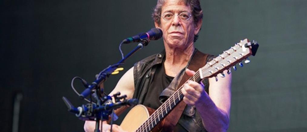 """Επανεκδίδεται το """"New York"""" του Lou Reed"""