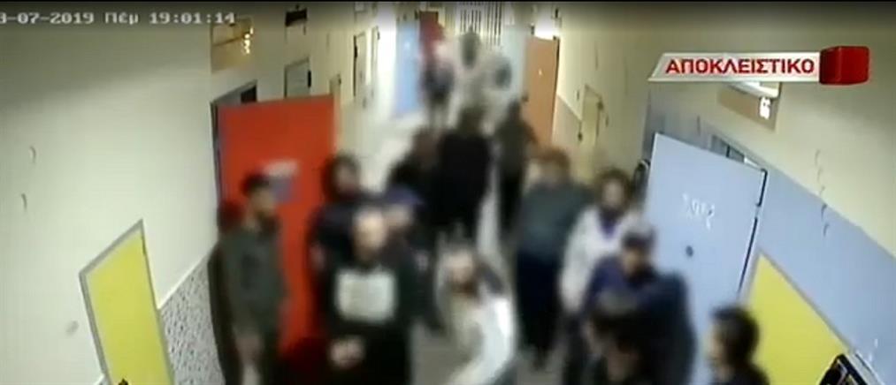 Ντοκουμέντο ΑΝΤ1: Ραντεβού θανάτου στο ψυχιατρείο των φυλακών Κορυδαλλού (βίντεο)