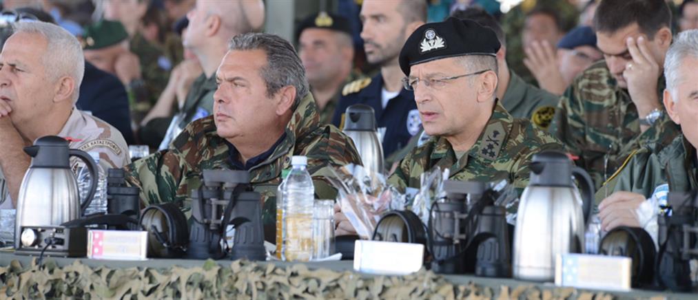 Καμμένος: η εθνική κυριαρχία δεν επιδέχεται διαπραγματεύσεων