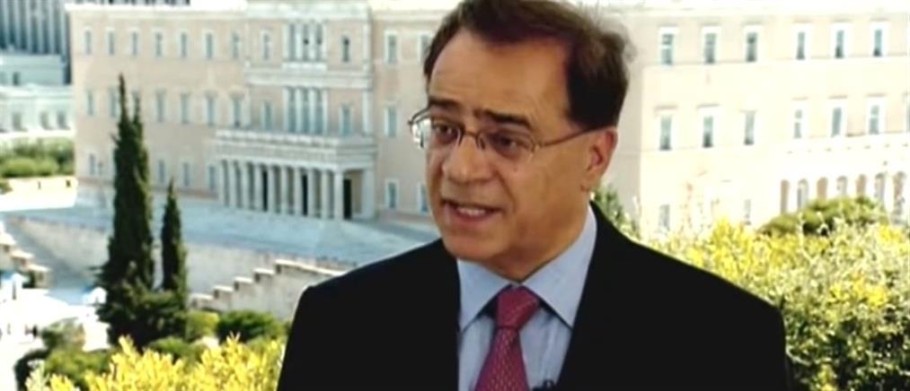Χαρδούβελης: Η ελληνική οικονομία βρίσκεται στα πρόθυρα κατάρρευσης