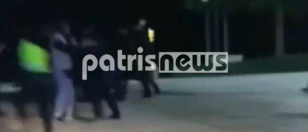 Κορονοϊός: Επεισόδιο με νεαρούς που δεν τηρούσαν τα μέτρα (βίντεο)