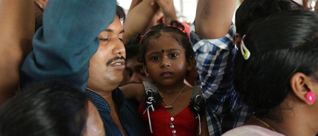 Μετρά νεκρούς από τον καύσωνα η Ινδία