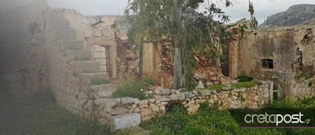 """Πέθανε ο τελευταίος κάτοικος χωριού """"φάντασμα"""" στην Κρήτη (εικόνες)"""