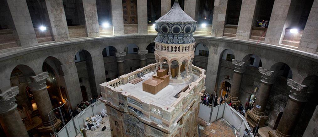 Ιερουσαλήμ: Έκλεισε ο Ναός της Αναστάσεως
