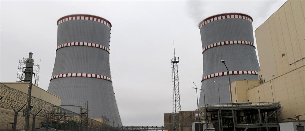 Λευκορωσία: Εκτός λειτουργίας μονάδα του πυρηνικού σταθμού