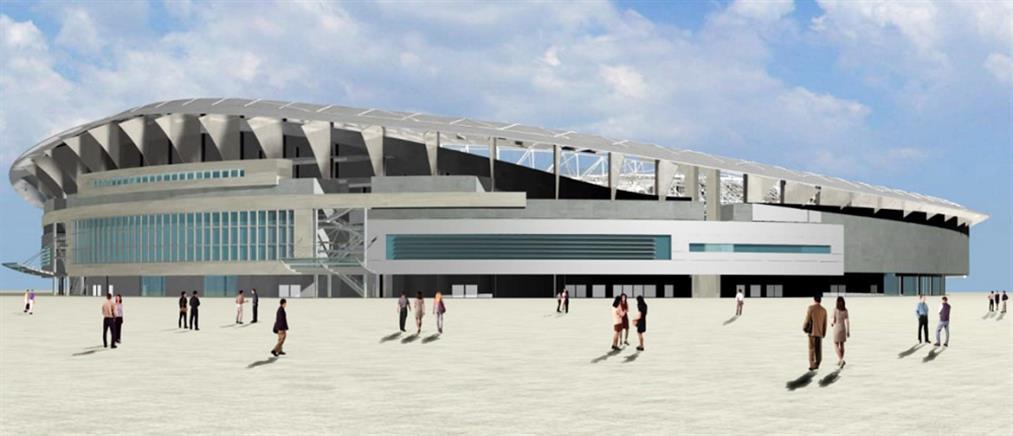 Γεωργιάδης: πότε θα είναι έτοιμο το γήπεδο του Παναθηναϊκού στον Βοτανικό