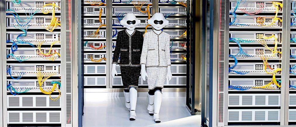 Ρομπότ… στην πασαρέλα της Chanel (βίντεο)