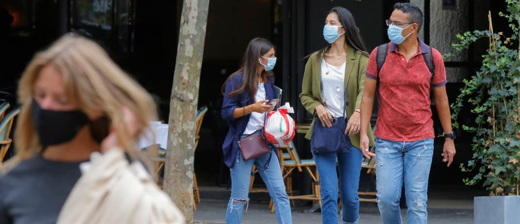 Κορονοϊός – Γαλλία: ρεκόρ ημερησίου αριθμού κρουσμάτων