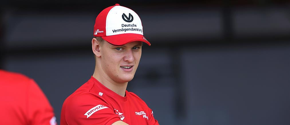 Υπέγραψε με την Ferrari ο γιος του Σουμάχερ (βίντεο)
