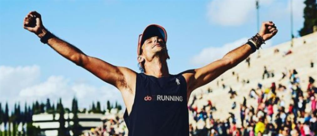 Έχει τρέξει σε Μαραθώνιο σε όλα τα κράτη του κόσμου! (εικόνες)