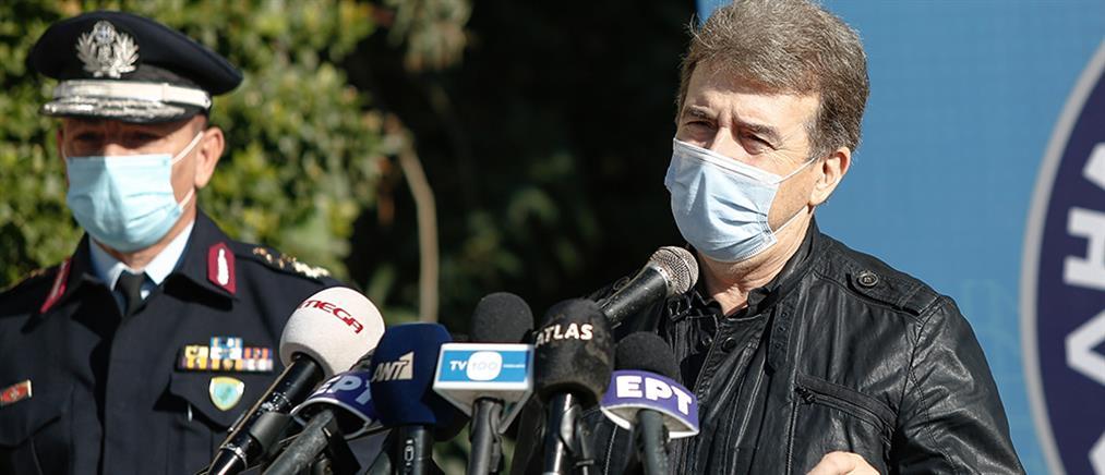 Χρυσοχοΐδης: συγνώμη για τις συλλήψεις γυναικών στο Σύνταγμα