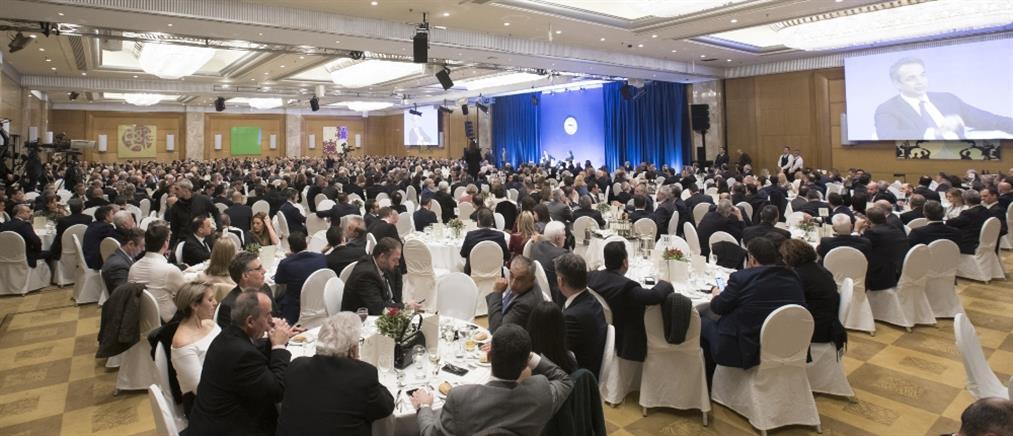 Ελληνοαμερικανικό Εμπορικό Επιμελητήριο: τα μηνύματα από το επίσημο δείπνο προς τιμήν του Πρωθυπουργού