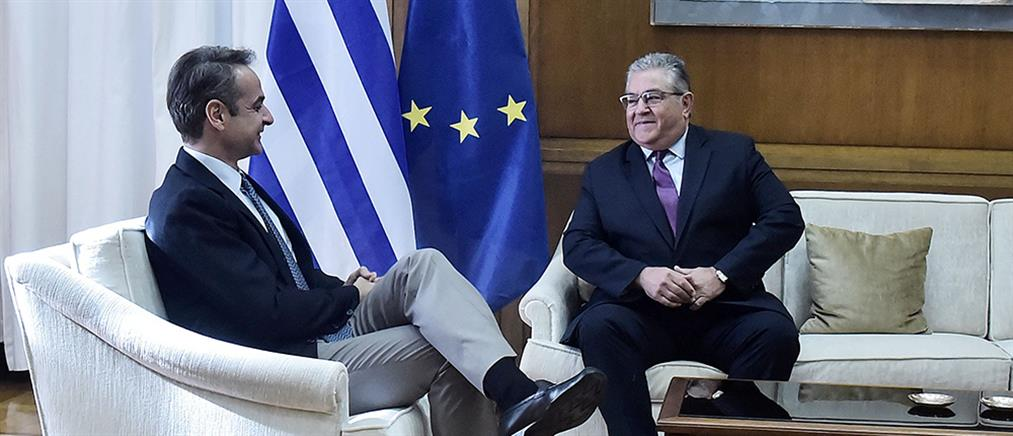 Κουτσούμπας: Καμία εμπιστοσύνη στην πολιτική που εναποθέτει την ασφάλεια σε ΝΑΤΟ, ΕΕ, ΗΠΑ