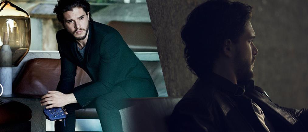 """Ο Κιτ Χάρινγκτον δεν θέλει να είναι πάλι ο """"σιωπηλός"""" άνδρας"""