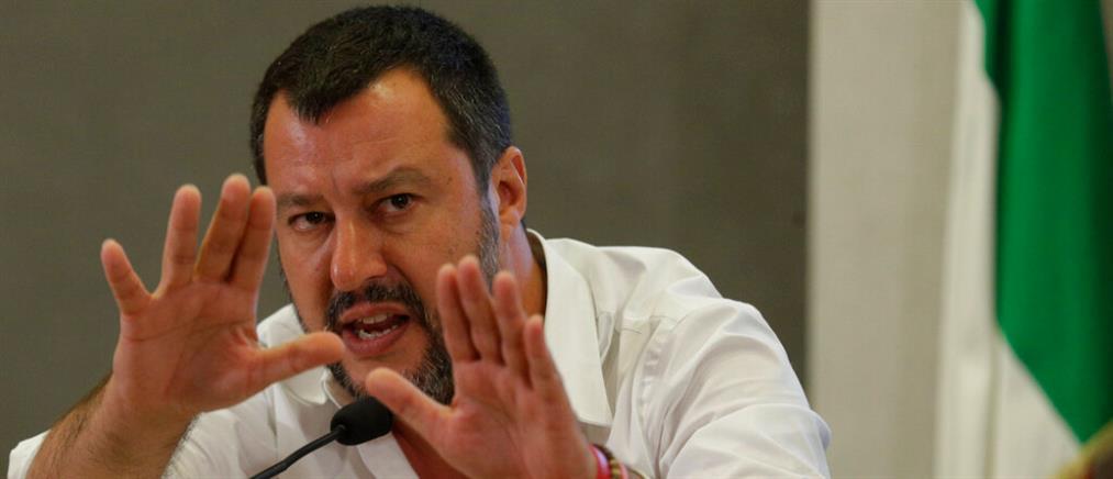 Ιταλία - Κορονοϊός: Σάλος με δηλώσεις Σαλβίνι για εμβόλια και μέτρα
