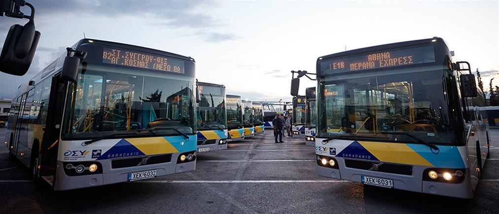 Καραμανλής: Στον δρόμο τα 37 από τα 40 λεωφορεία που παρελήφθησαν