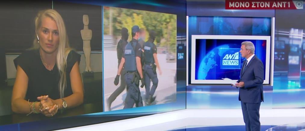 Βικτώρια Καρύδα στον ΑΝΤ1: να βρεθεί ο εντολέας της δολοφονίας του Γιάννη Μακρή (βίντεο)