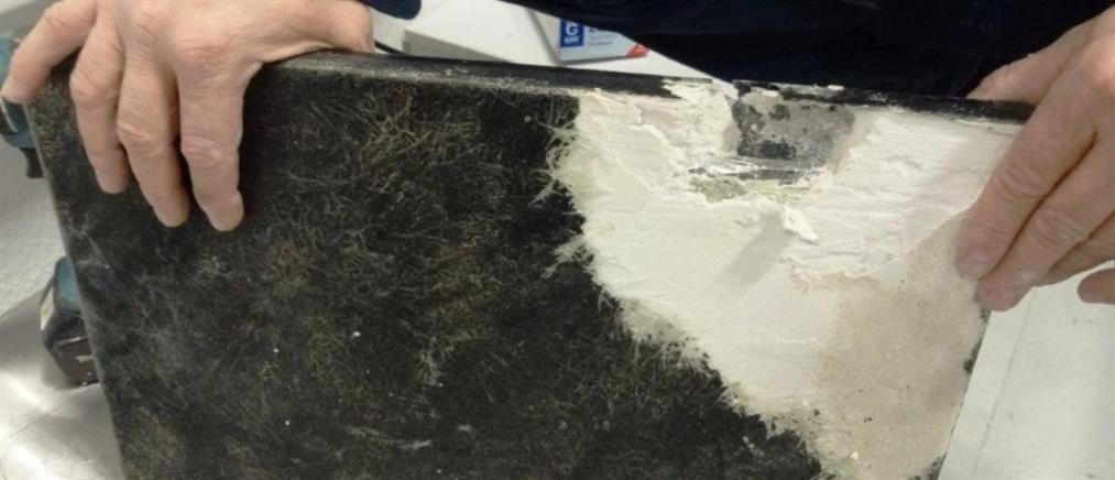 Αεροδρόμιο: ευφάνταστη κρυψώνα για την κοκαΐνη, όμως… (εικόνες)