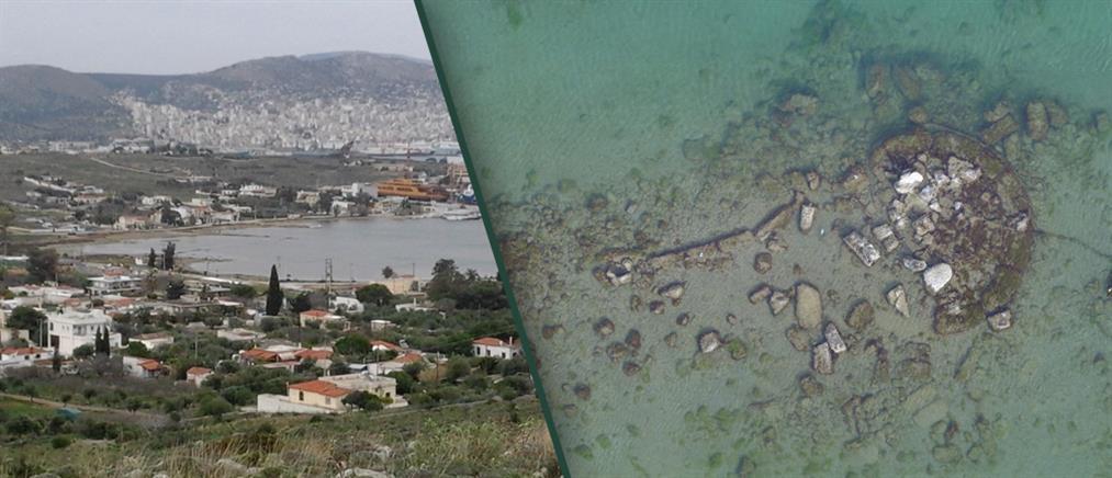 Βρέθηκε το σημείο συγκέντρωσης του ελληνικού στόλου πριν τη Ναυμαχία της Σαλαμίνας (φωτό)