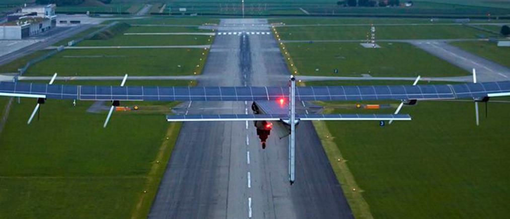 Πρώτη πτήση για το Solar Impulse 2