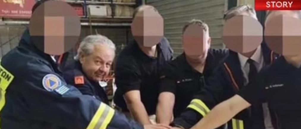 Αποκλειστικό ΑΝΤ1: Συγκλονίζει ο γιος του αδικοχαμένου εθελοντή πυροσβέστη (βίντεο)