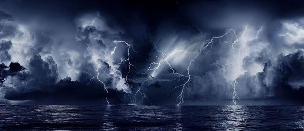 Έκτακτο δελτίο ΕΜΥ: έρχεται ραγδαία επιδείνωση του καιρού