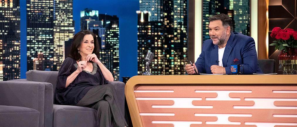 """The 2Night Show"" - Νένα Μεντή: Η εξομολόγηση για τα ""χτυπήματα"" της μοίρας (βίντεο)"