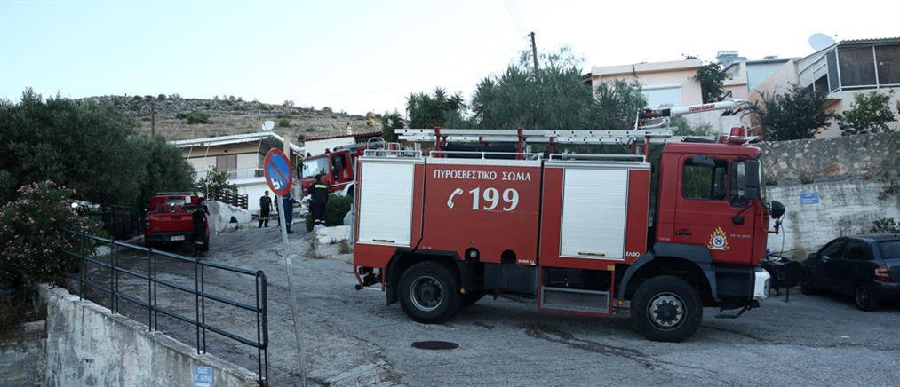 Σύλληψη για τη φωτιά στο Πέραμα
