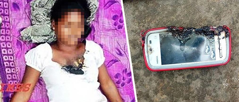 Τραγωδία: 18χρονη σκοτώθηκε όταν εξερράγη το κινητό της