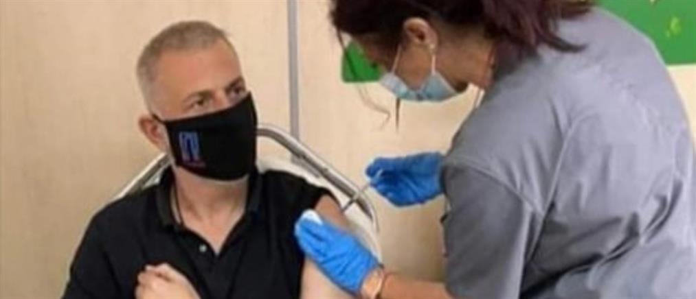 Μώραλης: Ο κορονοϊός με συνάντησε διπλά εμβολιασμένο