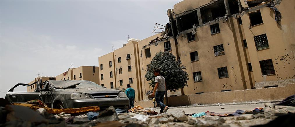 Τραγικός ο απολογισμός των επεισοδίων στη Γάζα (βίντεο)