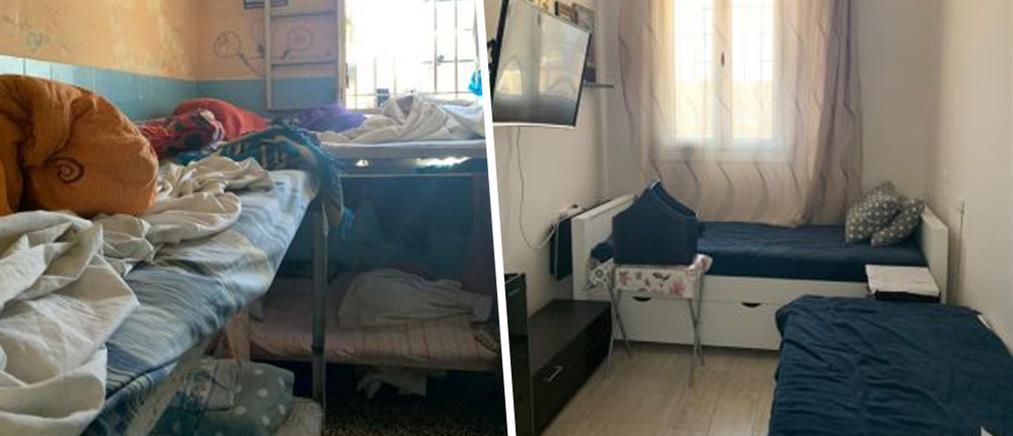 """Κελιά - σουίτες και """"σπηλιές εξαθλίωσης"""" στις φυλακές Κορυδαλλού (εικόνες)"""