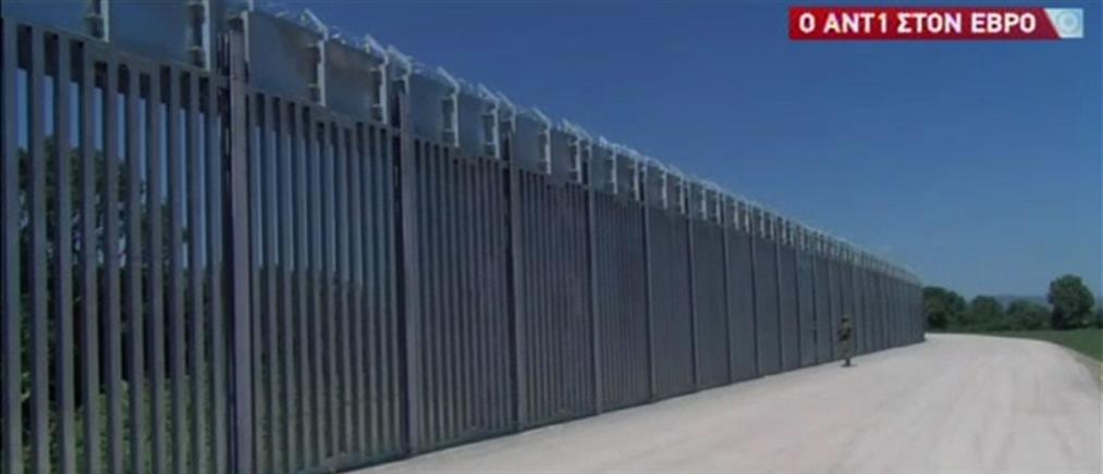 Έβρος: ενισχυμένες οι περιπολίες στα σύνορα (βίντεο)