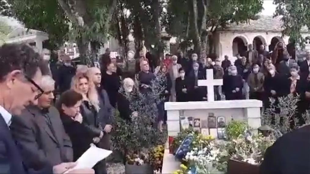 Κωνσταντίνος Κατσίφας: Το μνημόσυνο στους Βουλιαράτες
