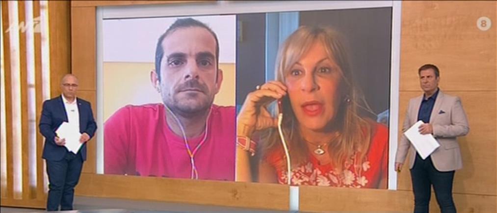 Οδηγός νταλίκας στη φυλακή για μη χρήση μάσκας - τι είπε στον ΑΝΤ1 (βίντεο)