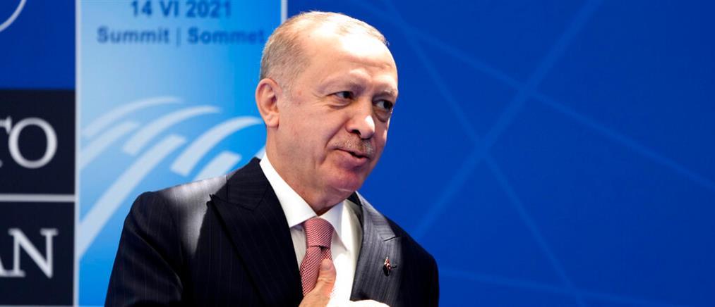 Ερντογάν: Αναζωογόνηση του διαλόγου με την Ελλάδα για σταθερότητα και ευημερία