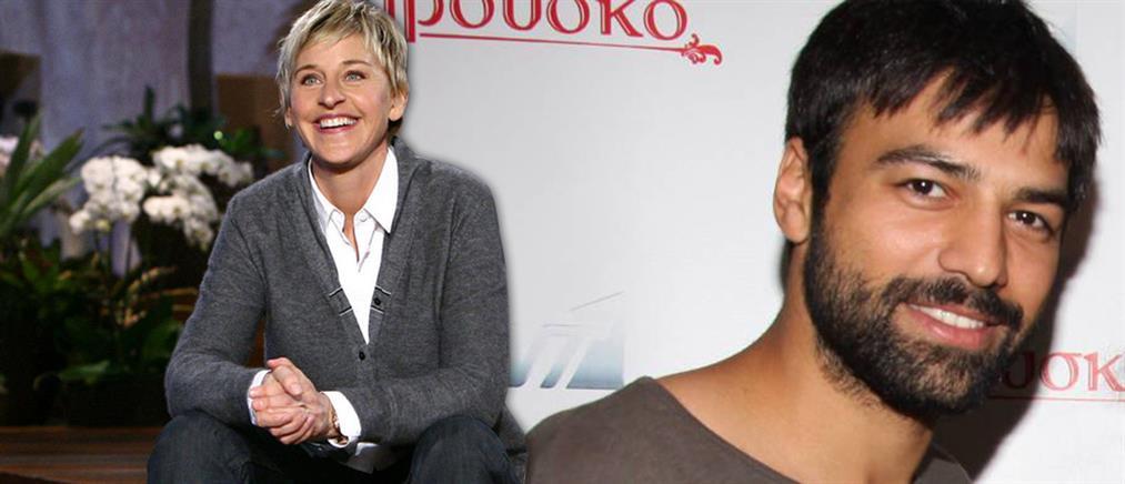 Τι απάντησαν ο Ανδρέας Γεωργίου και ο Θεοχάρης Ιωαννίδης στην Ellen DeGeneres