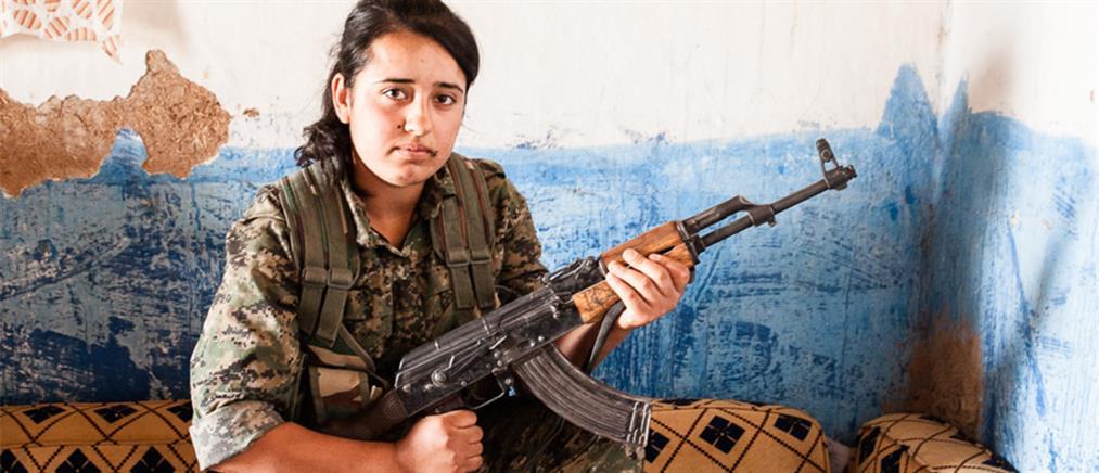 Γυναίκες Πεσμεργκά: Αυτός είναι ο μεγαλύτερος φόβος των τζιχαντιστών