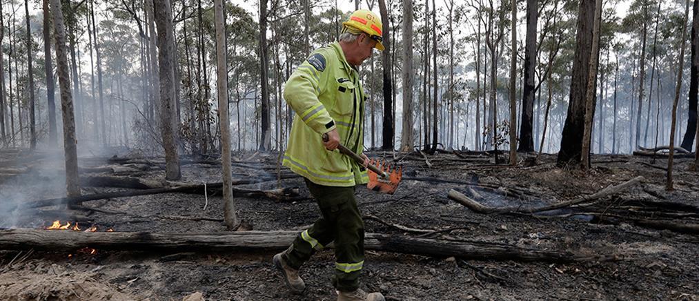 Αυστραλία: σωτηρία… από τον ουρανό για τις φωτιές!