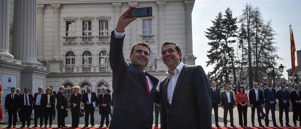 Στα Σκόπια ο Τσίπρας για επαφές και συμφωνίες