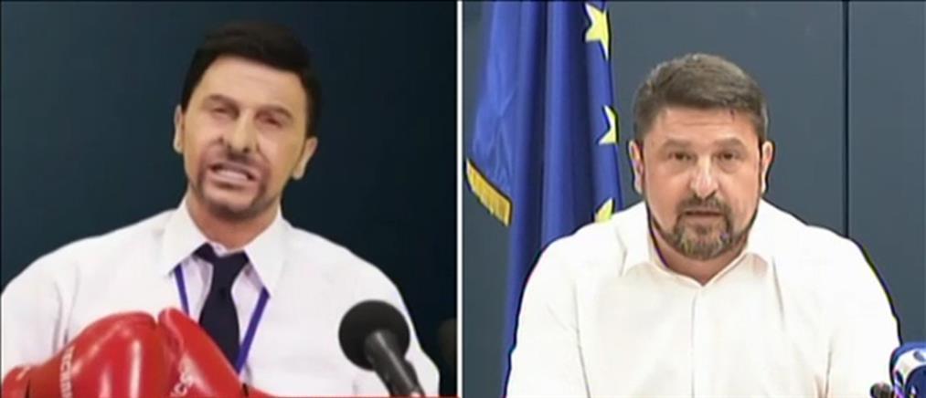 Ο Τάκης Ζαχαράτος σατιρίζει τον Χαρδαλιά και γίνεται viral (βίντεο)